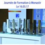 Journée de formation  à Monastir  le 16 Mars 2017