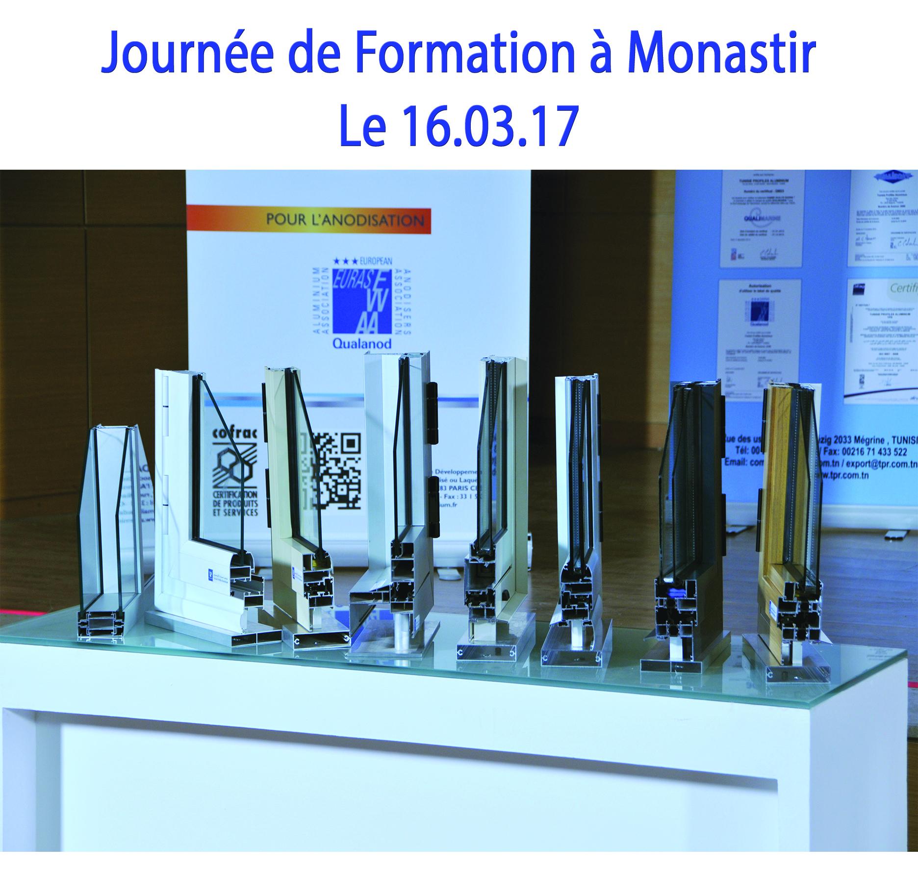 Journée de formation à  Monastir